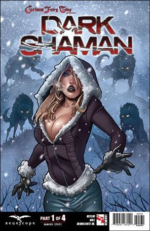Grimm Fairy Tales Presents Dark Shaman 1-C