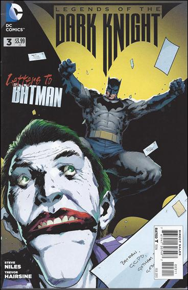 Legends of the Dark Knight 3-A by DC