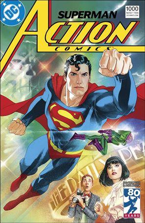 Action Comics (1938) 1000-G
