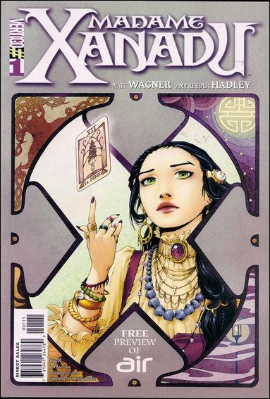 Madame Xanadu (2008) 1-A by Vertigo
