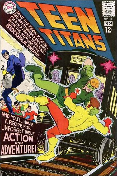 Teen Titans (1966) 18-A by DC