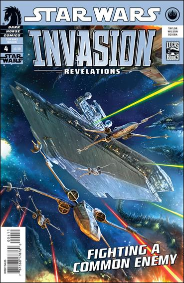 Star Wars: Invasion - Revelations 4-A by Dark Horse