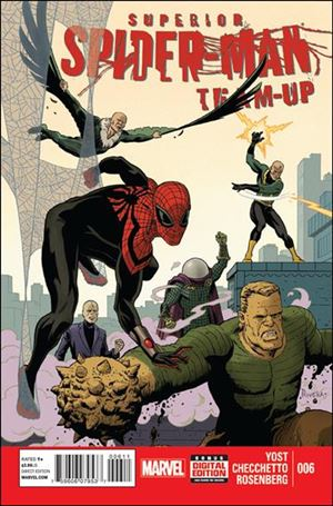 Superior Spider-Man Team-Up 6-A