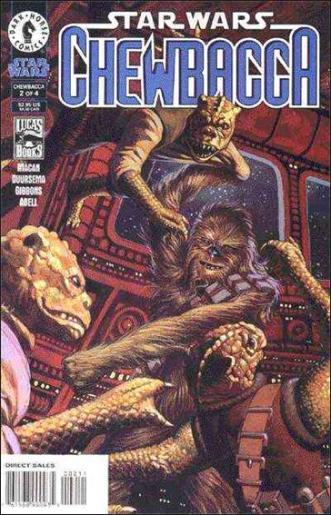 Star Wars: Chewbacca 2-A by Dark Horse