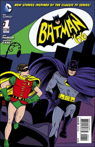 Batman '66 1-A by DC