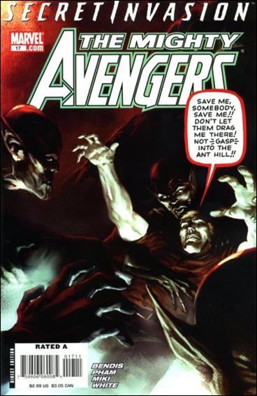 Mighty Avengers 17-A by Marvel
