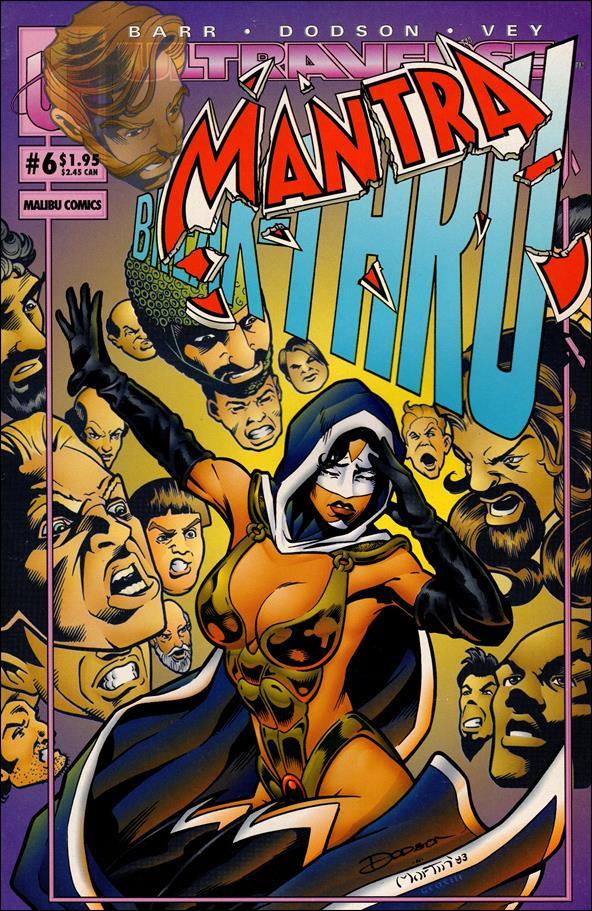 Mantra (1993) 6-A by Malibu