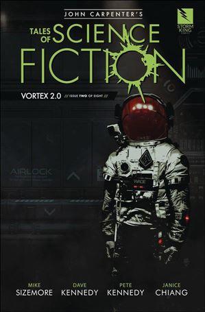 John Carpenter's Tales of Science Fiction: Vortex 2.0 2-A