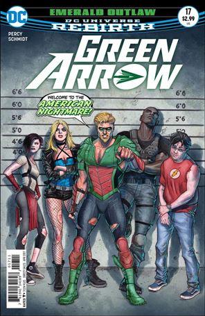Green Arrow (2016) 17-A