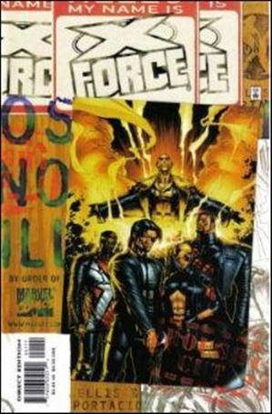 X-Force (1991) 102-D