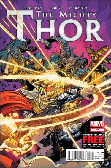 Mighty Thor (2011) 15-A by Marvel