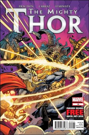 Mighty Thor (2011) 15-A