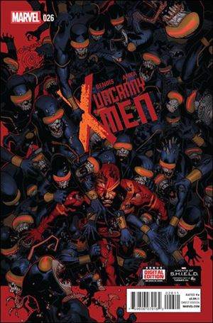 Uncanny X-Men (2013) 26-A