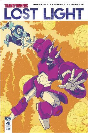 Transformers: Lost Light 4-B
