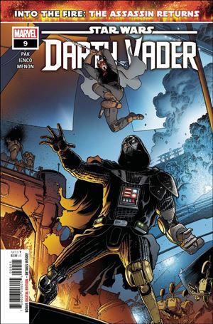 Star Wars: Darth Vader 9-A