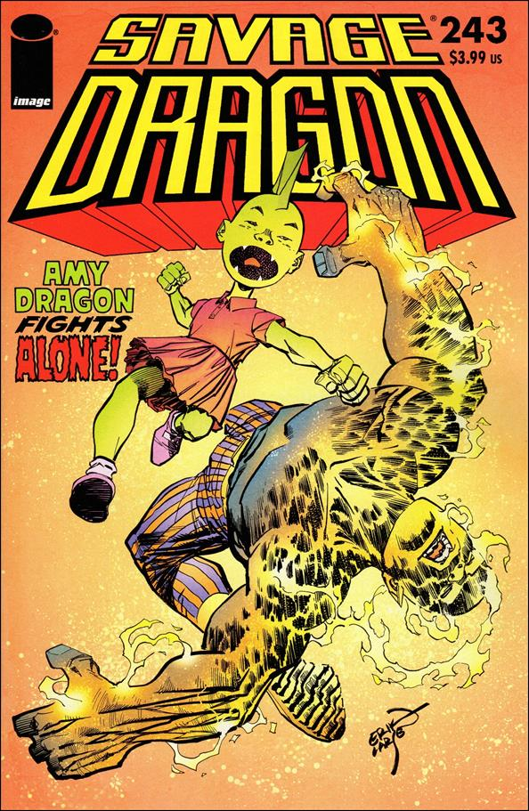 Savage Dragon (1993) 243-A by Image