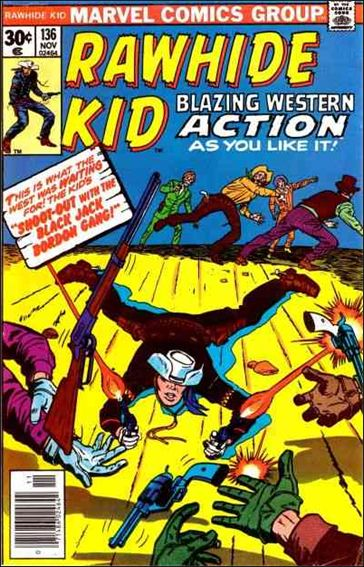 Rawhide Kid (1955) 136-A by Marvel