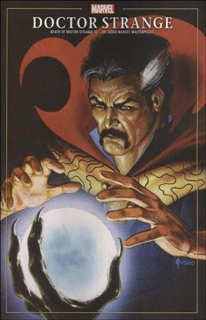 Death of Doctor Strange 2-D