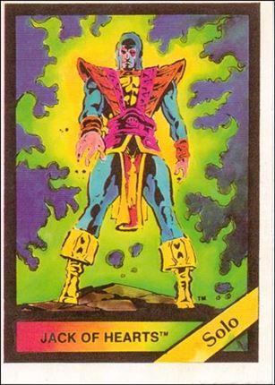 Marvel Universe (Base Set) 60-A