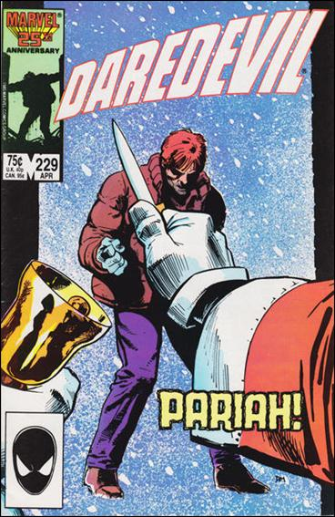 Daredevil (1964) 229-A by Marvel