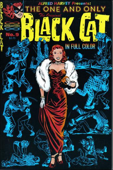 Original Black Cat 9-A by Recollections