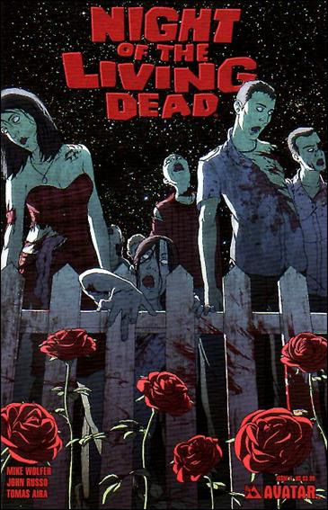 Night of the Living Dead (2010) 4-A by Avatar Press