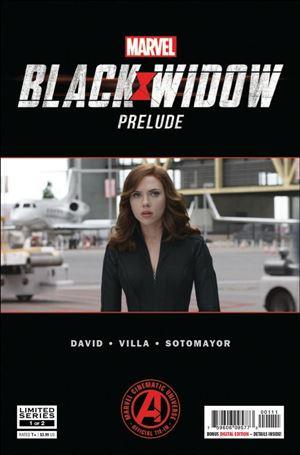 Marvel's Black Widow Prelude 1-A