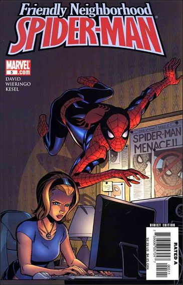 Friendly Neighborhood Spider-Man 5-A by Marvel