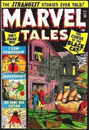 Marvel Tales (1949) 98-A