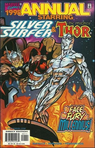 Silver Surfer Annual 1998-A by Marvel