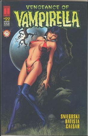 Vengeance of Vampirella 22-A
