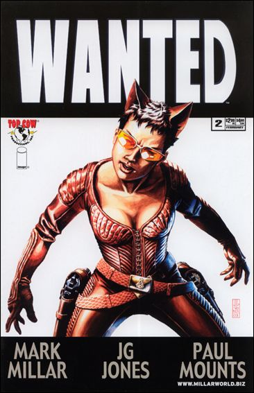 Wanted (2003) 2-A by Top Cow