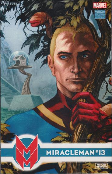 Miracleman (2014) 13-A by Marvel