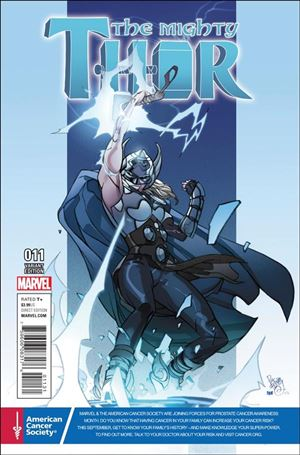 Mighty Thor (2016) 11-B