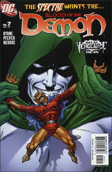 Blood of the Demon 7-A by DC
