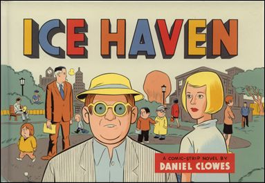 Ice Haven 1-A by Pantheon