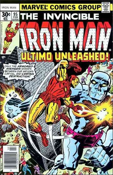 Iron Man (1968) 95-A by Marvel