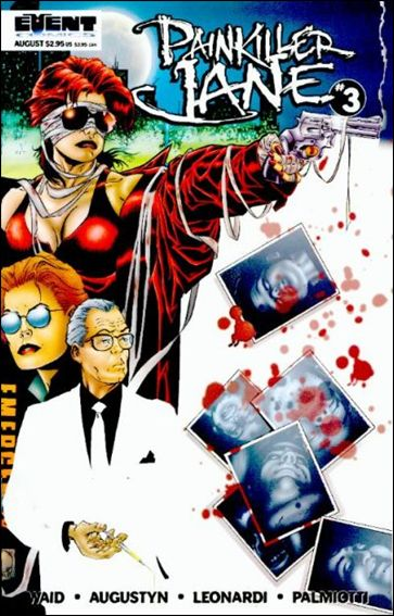 Painkiller Jane (1997) 3-B by Event Comics