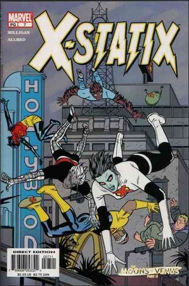 X-Statix 7-A by Marvel