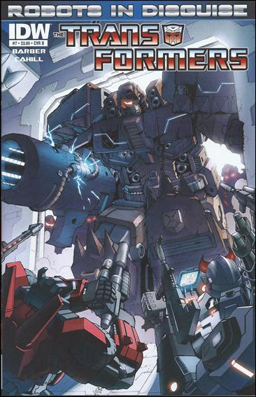 Transformers: Robots in Disguise 7-B by IDW