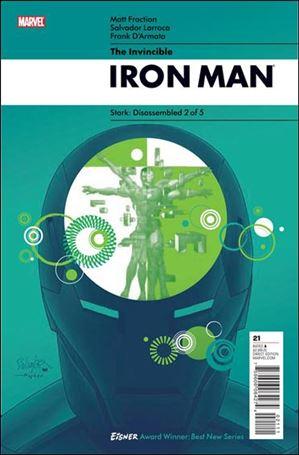 Invincible Iron Man (2008) 21-A