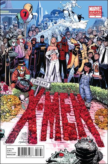 X-Men (2010) 7-B by Marvel
