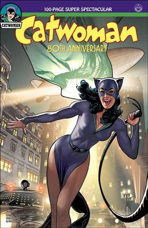 Catwoman 80th Anniversary 100-Page Super Spectacular 1-B