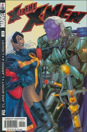 X-Treme X-Men (2001) 12-A