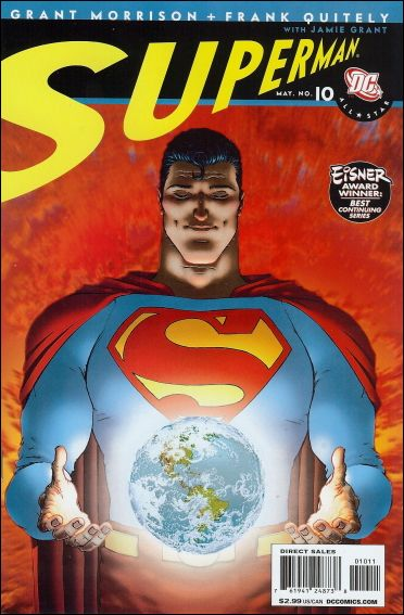 All Star Superman 10-A by DC