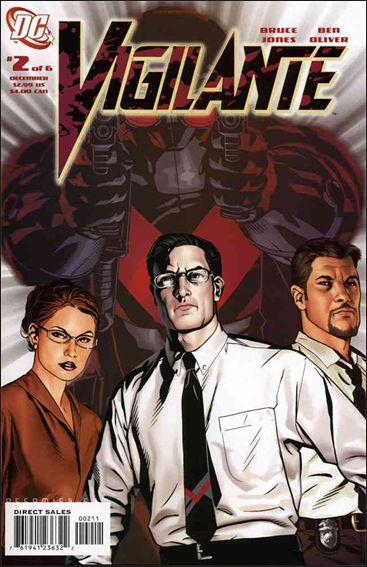 Vigilante (2005) 2-A by DC