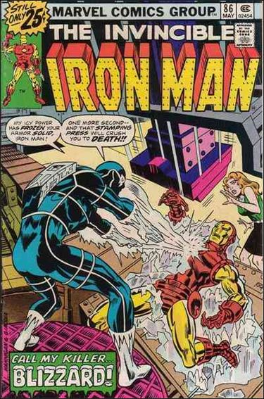 Iron Man (1968) 86-A by Marvel