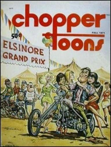 Chopper Toons 2-A by TRM
