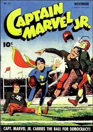 Captain Marvel Jr. 13-A