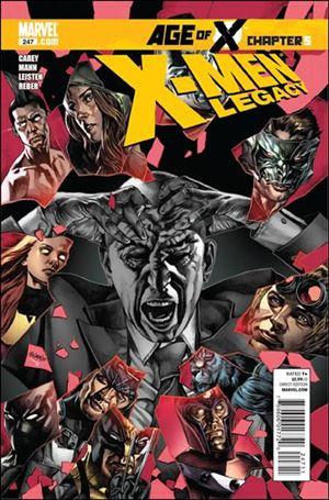 X-Men Legacy (2008) 247-A